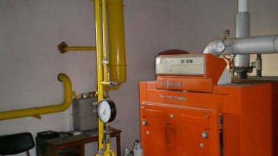 Revize plynových kotlů
